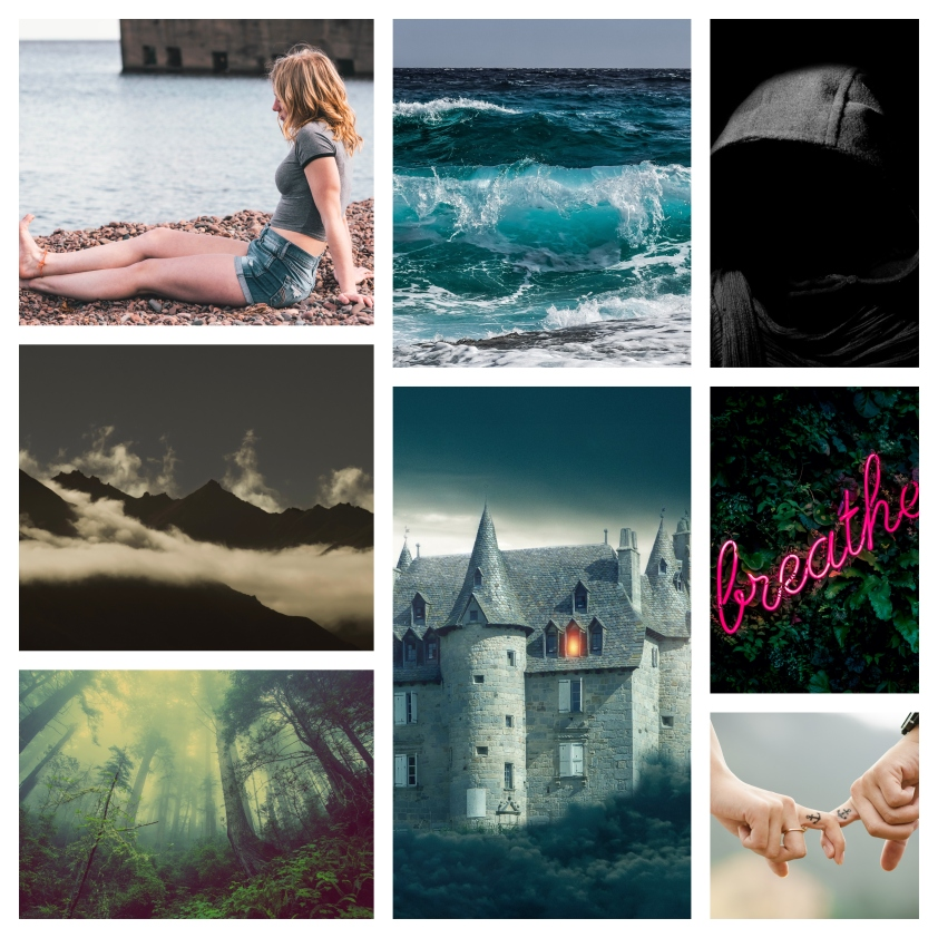 Excerpts Moodboard 1